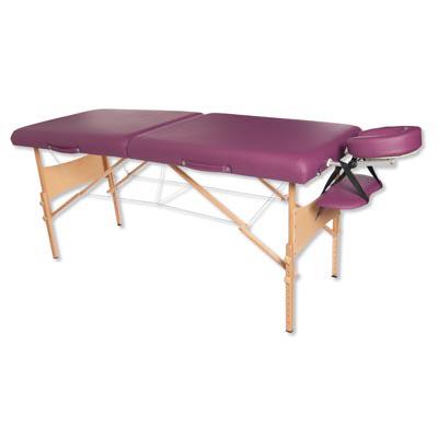 Table de massage portable de luxe m re 1013729 w60612 tables de massage 3b scientific - Table de massage portable ...