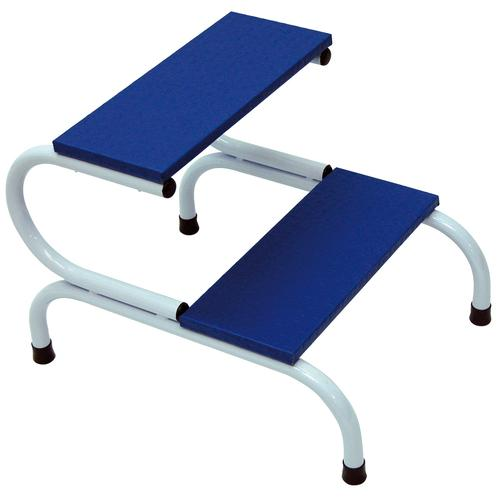 banc 2 marches 1005028 w15143 2 step foot step escaliers de r ducation 3b scientific. Black Bedroom Furniture Sets. Home Design Ideas
