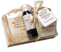 W41123-002: Body Break: Citrus Blend Gift Set 1