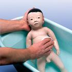P41: Male Baby-Care-Model with Japanese Facial Features
