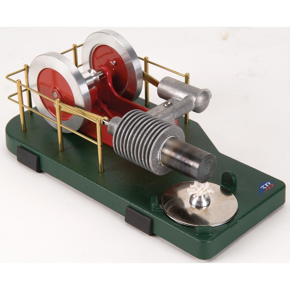 moteur stirling s 1003505 u49327 cycles 3b scientific. Black Bedroom Furniture Sets. Home Design Ideas