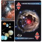 U49750A: Astronomy Playing Cards, double deck