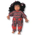 W11206: Lin - Down's Syndrome Doll (Trisomy 21), Asian Female