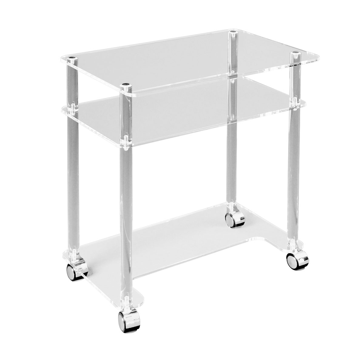 table d appoint en plexiglas 60 de large 40 de profondeur 90 de haut 1009656 w14238. Black Bedroom Furniture Sets. Home Design Ideas