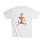 W41011: Anatomical T-Shirt Skeleton, XL