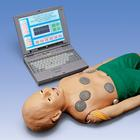 W45143: Child Interactive PALS Manikin with Laptop