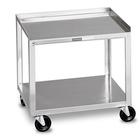 W50498: MB - Stainless Steel Cart