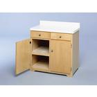 W50852: Double Wide Storage Cabinet