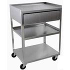 W56108: 3 Shelf Cart with Drawer